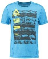 Reebok Os Speedwick Sports Shirt Insblu
