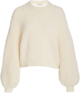 Ulla Johnson Annine Alpaca Sweater