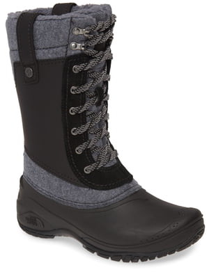 The North Face Shellista III Waterproof Insulated Winter Boot