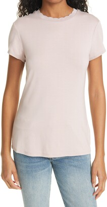 Ted Baker Scallop Neck T-Shirt