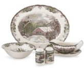 Johnson Bros. Friendly Village 6-Piece Serving Set