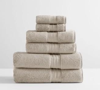 Pottery Barn Hydrocotton Organic Towel Bundle - Set of 6