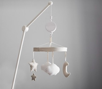 Pottery Barn Kids Stars & Moons Musical Crib Mobile
