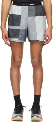 Nike Grey Flex Stride Wild Run Shorts