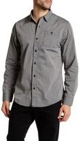 Burnside Tangled Long Sleeve Regular Fit Shirt
