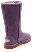 UGG Genuine Shearling Classic Tall Boot (Little Kid & Big Kid)