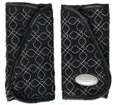 JJ Cole Reversible Harness Strap Covers in Black