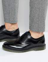 Red Tape Brogues In Black