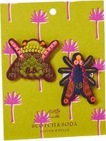 Scotch & Soda Bug Pins