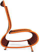 Moroso Toogou Chair - Brown/Orange