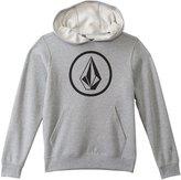 Volcom Boys' Stone Pullover Hoodie Sweater (4yrs7X) - 8132512
