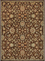 Kathy Ireland Ancient Treasures Rectangular Rug