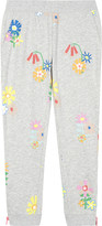 Stella McCartney Zoey cotton tracksuit bottoms 4-14 years