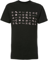 Vans embroidered T-shirt
