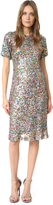 Rodarte Sequin Dress