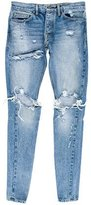 Fear Of God 2016 Distressed Skinny Jeans w/ Tags