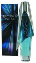 Beyonce Womens Pulse Frangrance 100ml Eau De Parfum Spray by