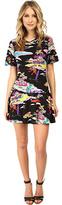 Love Moschino S/S Tropical Paradise Dress Women's Dress