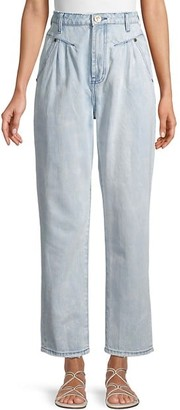 One Teaspoon Streetwalkers High-Rise Wide-Leg Jeans