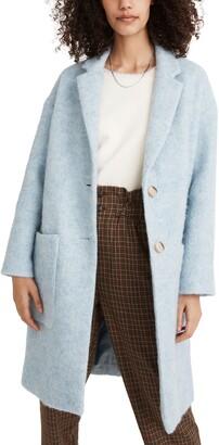 Madewell Boucle Elmcourt Coat