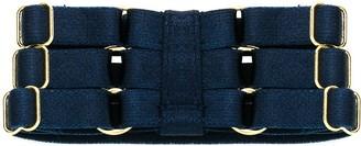 Bordelle Renee multi buckle strap cuff