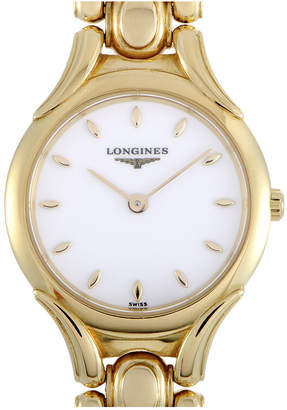 Longines Heritage  Women's 18K Watch