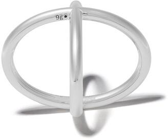 Le Gramme Maillon Interwoven Ring