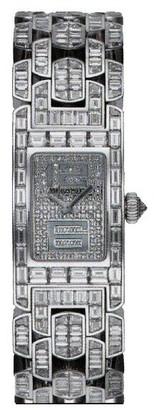 Audemars Piguet Promesse Diamond Pave White Gold Ladies Watch 67402BC.ZZ.9155BC.01