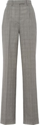 Prada High-Waisted Tailored Trousers