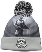 New Era Cap Men's All Out Storm Trooper Pom Beanie