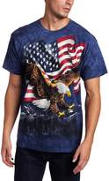 The Mountain Men's Eagle Talon Flag T-Shirt