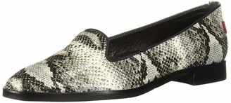 Marc Joseph New York Women's Leather Made in Brazil Columbus Circle Loafer