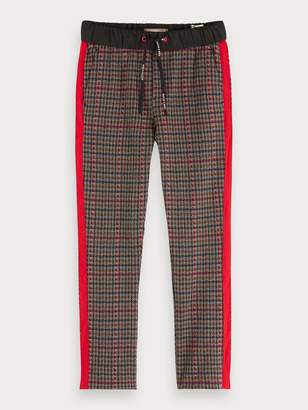 Scotch & Soda Side Tape Trousers Slim fit