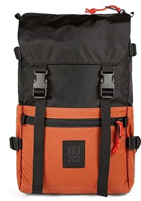 Topo Designs Rover Pack - Classic (Black/Clay) Backpack Bags