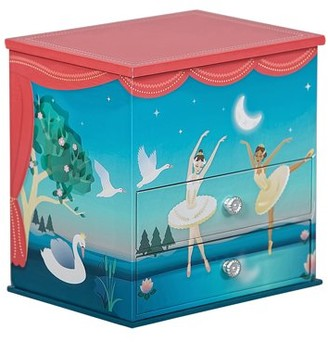Mele Designs Norma Girl's Musical Ballerina Jewelry Box