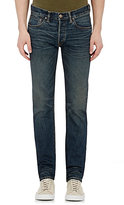 Simon Miller Men's M002 Slim Jeans-BLUE