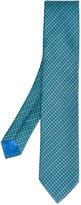 Brioni embroidered tie - men - Silk - One Size