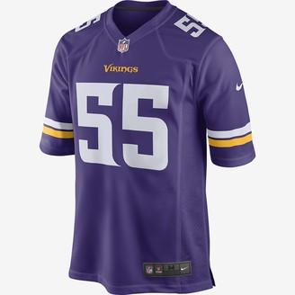 Nike Men's Football Jersey NFL Minnesota Vikings Game Jersey (Anthony Barr)