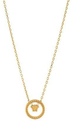 Versace Tribute Metal Necklace