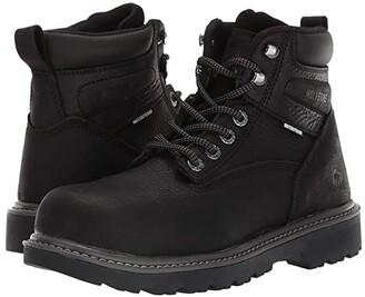 Wolverine Floorhand Steel Toe 6 Work Boot (Black) Women's Boots