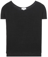 Velvet Addie linen T-shirt