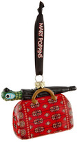 Disney Mary Poppins: The Broadway Musical Carpet Bag Ornament