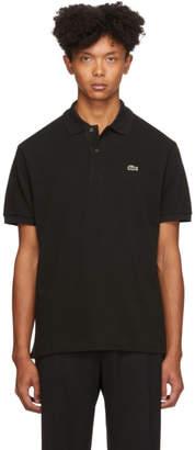 Lacoste Black Classic Polo