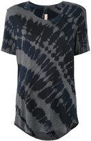 Raquel Allegra tie-dye T-shirt - women - Cotton/Polyester - 0