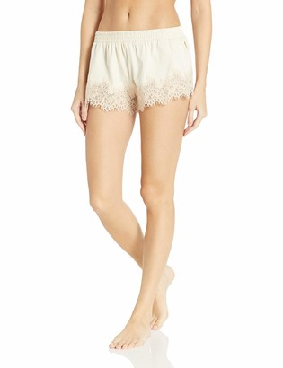 Puma Women's Fenty LACE Trim Sleepwear Short