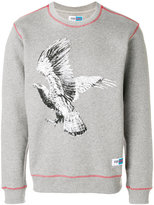 Kenzo bird patch jumper