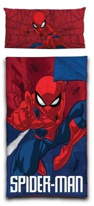 Marvel Spider-Man Kids Slumber Bag with BONUS Pillow