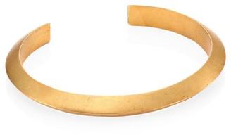 Miansai Brushed Bell Cuff Bracelet