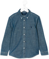 Ralph Lauren branded shirt - kids - Cotton - 2 yrs