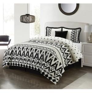 Nanshing America Petula 5 Piece Comforter Set, King Bedding